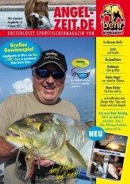 Angelzeit Heft Nr.15 - Behr Angelsport GmbH