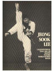 Master Lee, Kick Mag, 2.jpg - Tang Soo Do World