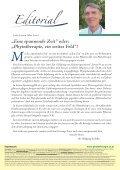 Der pflanzliche Arzneischatz - phytotherapie.co.at - Seite 3