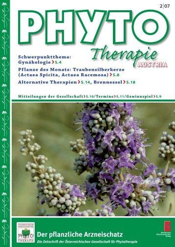 Gynäkologie - phytotherapie.co.at