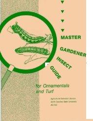Master Gardener Insect Guide - North Carolina Cooperative ...