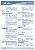 Közlemény - Hungaropharma ZRt. - Page 7