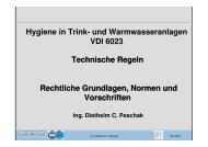Ing. Diethelm C. Peschak - Legiokill