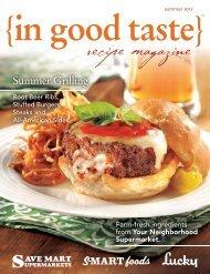 reno-sparks, nevada august 7-12, 2012 - In Good Taste eZines