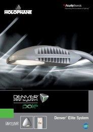 Denver Elite Pole - Holophane