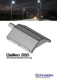 Galileo S50 - Schneider Technologies