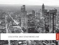 LEUCHTEN UND STADTMOBILIAR - Hess AG