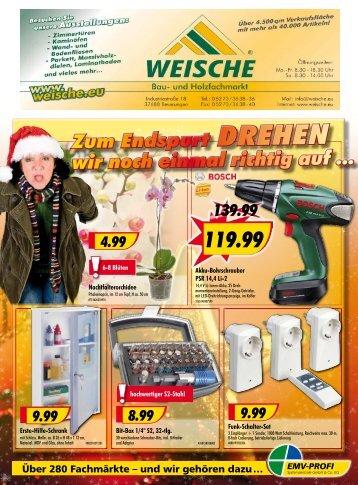 Dreh - Weische