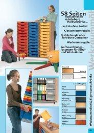 19 Werkraummoebel_A.qxd:Aufbewahrung - Conen GmbH