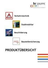 Katalog - HR Gruppe Deutschland GmbH