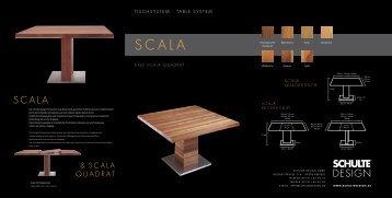 & SCALA QUADRAT - Design Lounge by Hinke