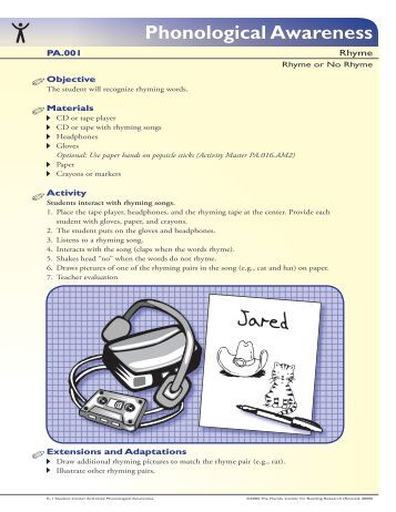 research paper phonemic awareness Research paper on phonemic awareness posted on october 29, 2017 by dissertation meaning in malayalam language, good vocabulary words essays java.