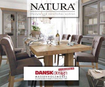 Natura - DANSK design Massivholzmöbel GmbH
