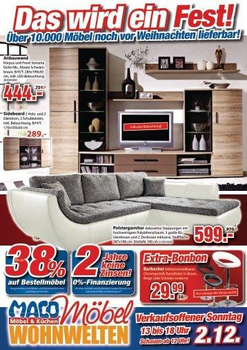 Möbel Pallen Prospekt - Design