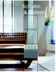 Download Preisliste - Zack Design