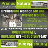 Kernbuche massiv - Primus Natura