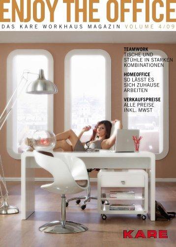 Workhaus - Enjoy the office 2010 - KARE