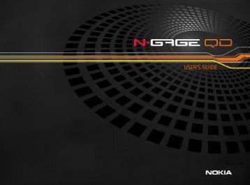 Nokia N-Gage QD - O2