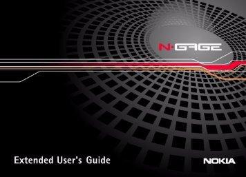 Nokia N-Gage - O2