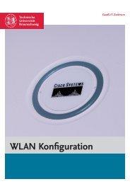 WLAN Konfiguration - Technische Universität Braunschweig