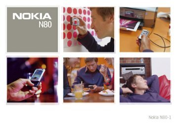 Copyright © 2006 Nokia. All rights reserved.