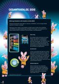 DURACELL Gesamtkatalog - Batterycenter - Seite 2
