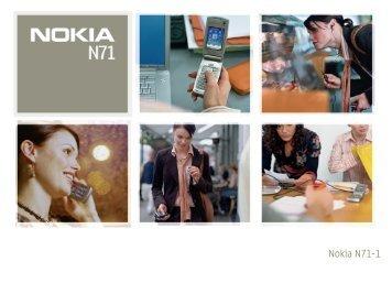 Ihr Nokia N71