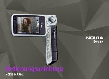Ihr Nokia N93i