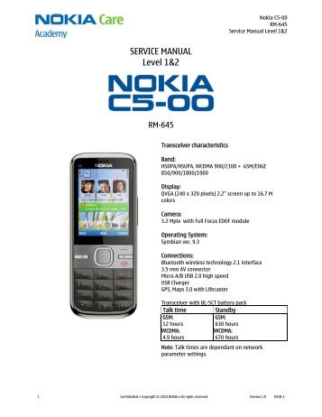 nokia c6 00 repair manual daily instruction manual guides u2022 rh testingwordpress co iPod Nano Manual Reset Nokia E72