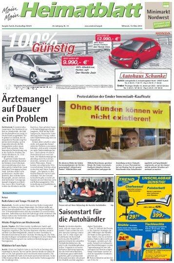 Günstig - E-Paper - Emder Zeitung