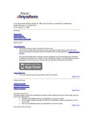 Corporate Directory Now Available for iPhone 3G - Sybase