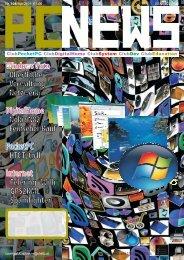 WindowsVista Oberfläche Nokia Verwaltung Netzwerk ... - PCNews
