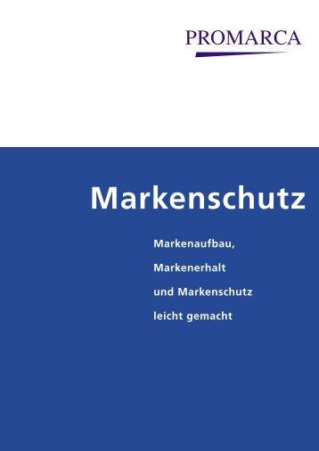Markenschutz - Promarca Schweizerischer Markenartikelverband