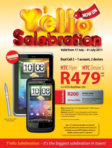 Yello Trader July2 - MTN
