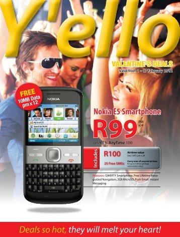 Yello Trader February 2012 - MTN Service Provider