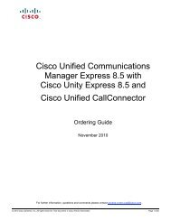 ic 4 0 sip integration to cisco unified communications manager