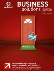solutions | - Vodacom