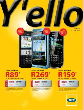 R100 Airtime value