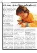 Stress zu Schulbeginn - Kristall-Apotheke - Seite 7