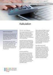 preisermittlung - k7 - AUER - Die Bausoftware GmbH
