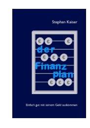 Der Finanzplan - Mein-finanzbrief.de