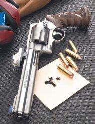 Revolver .500 S&W Magnum - Reimer Johannsen GmbH