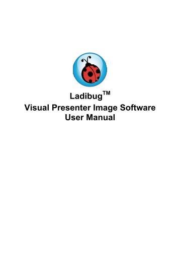 Ladibug Visual Presenter Image Software User Manual - Lumens