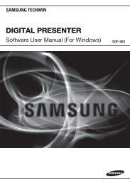 digital presenter - COMM-TEC