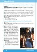 Compendium of mHealth Projects - Global Problems - Global ... - Page 6