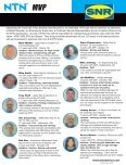 Congratulations - NTN Bearing Corporation of America - Page 5