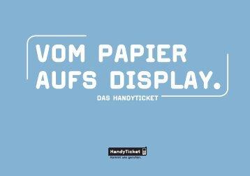 Kapitel III - HandyTicket Deutschland