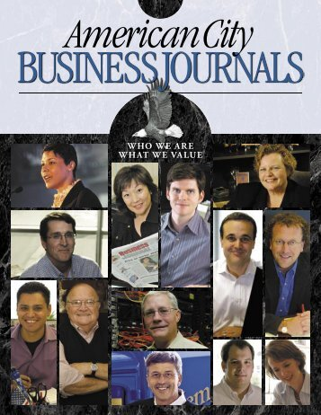 American City - The Business Journals