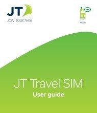 User guide - JT Global