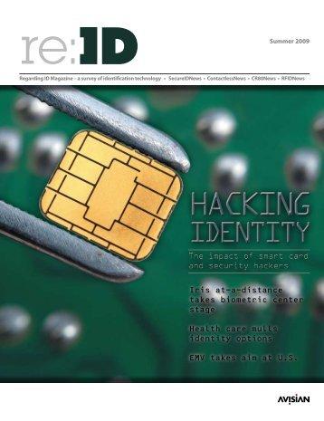 HACKING HACKING - re:ID